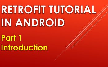Retrofit Tutorial in Android – Part 2 POST Requests - Coding